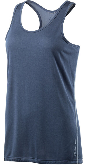 Houdini W's Movement Tanktop Tide Blue